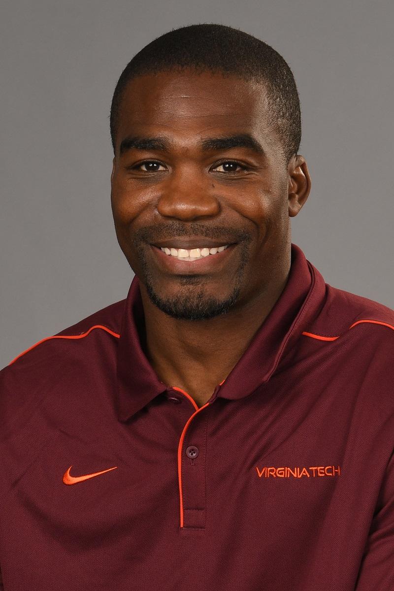 Pierson Prioleau, Virginia Tech