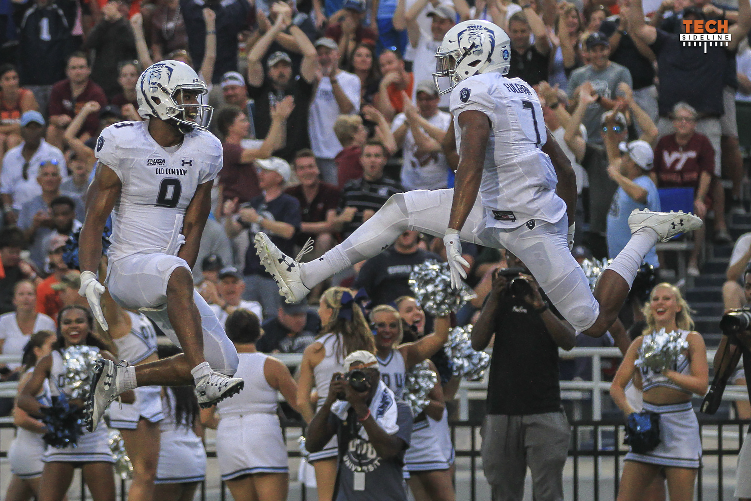 2019 Virginia Tech Football Opponent Capsule Old Dominion