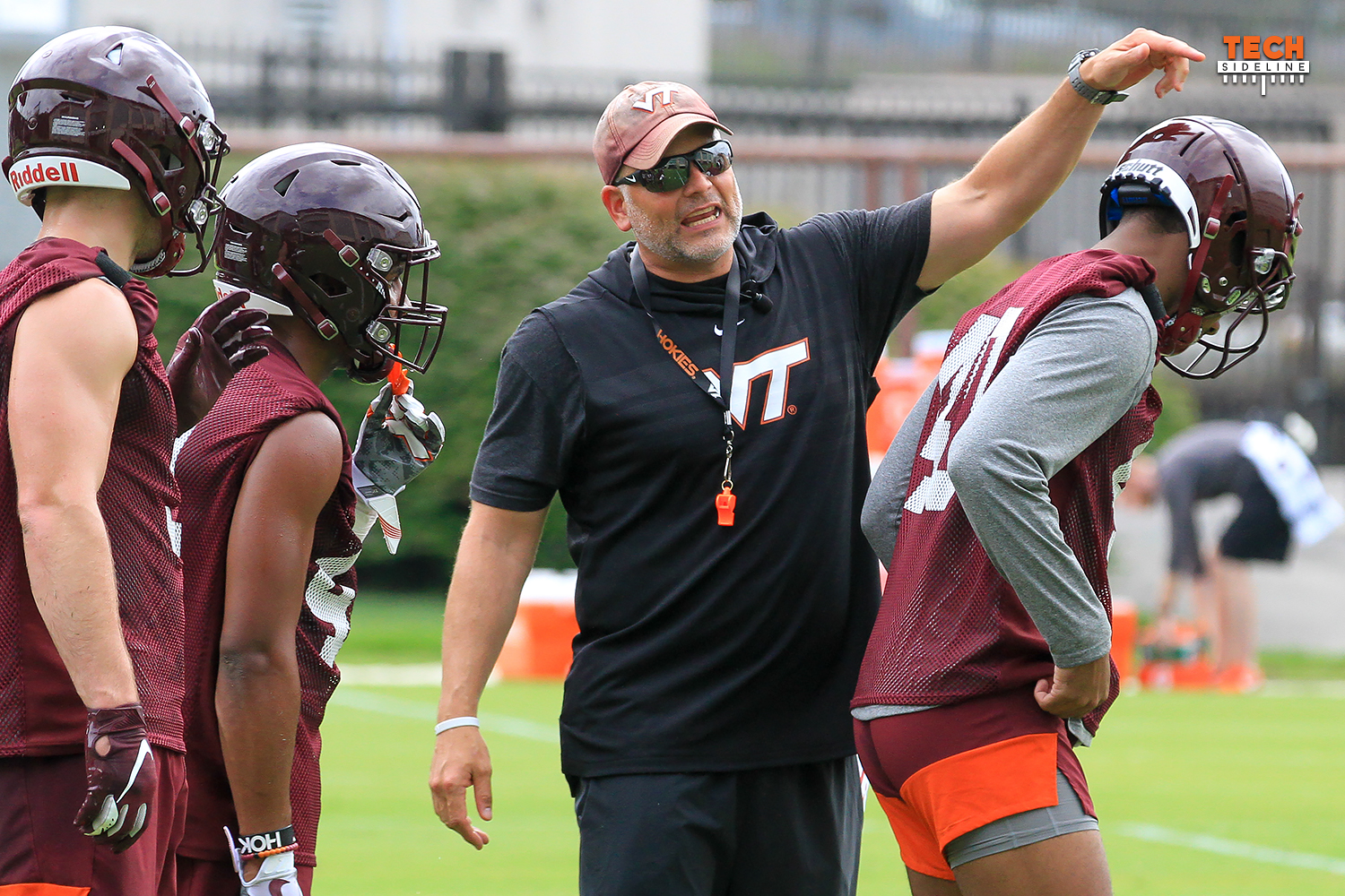 Justin Fuente, Virginia Tech