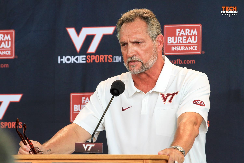 Bud Foster, Virginia Tech