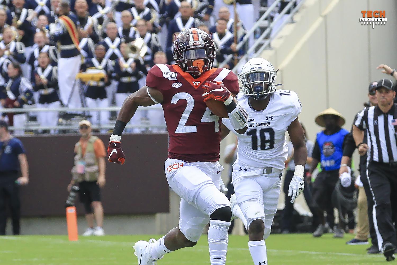 Terius Wheatley Virginia Tech