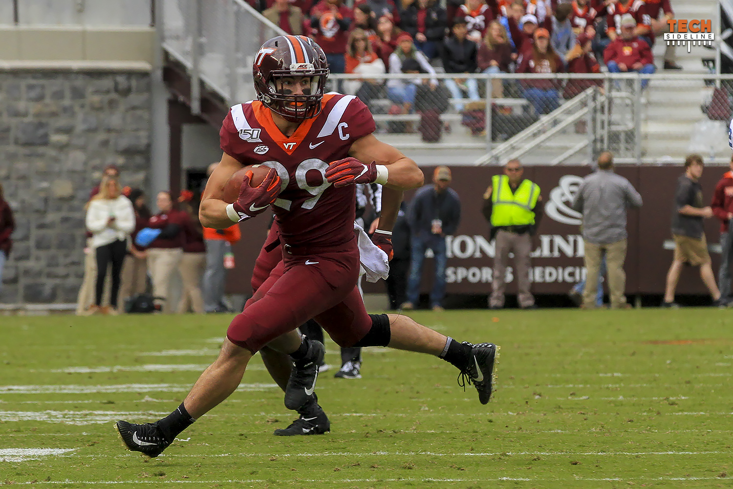 Dalton Keene Virginia Tech