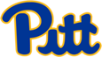 Pitt Panthers logo, virginia tech football roster cards