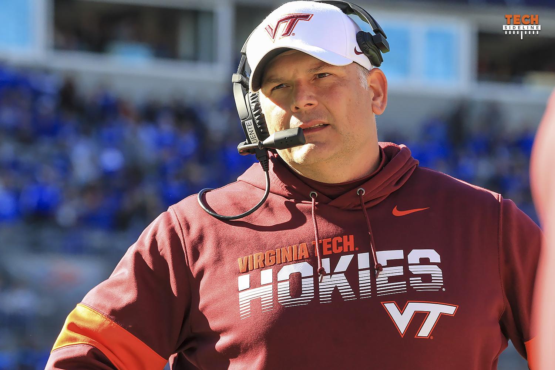 Justin Fuente, Virginia Tech