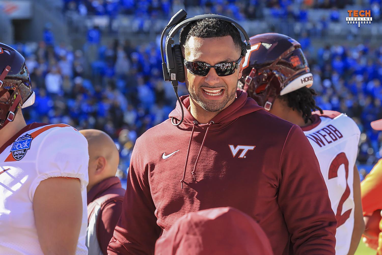 Justin Hamilton, Virginia Tech