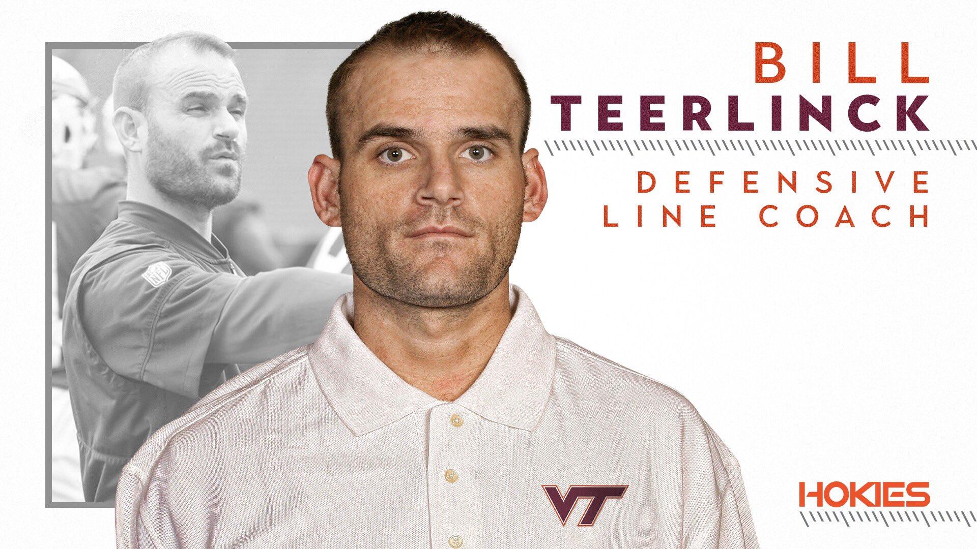 Bill Teerlinck, Virginia Tech
