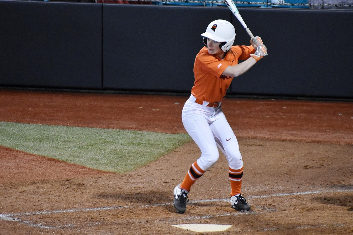 Kelsey Brown Providing New Dimension For Virginia Tech Softball Techsideline Com
