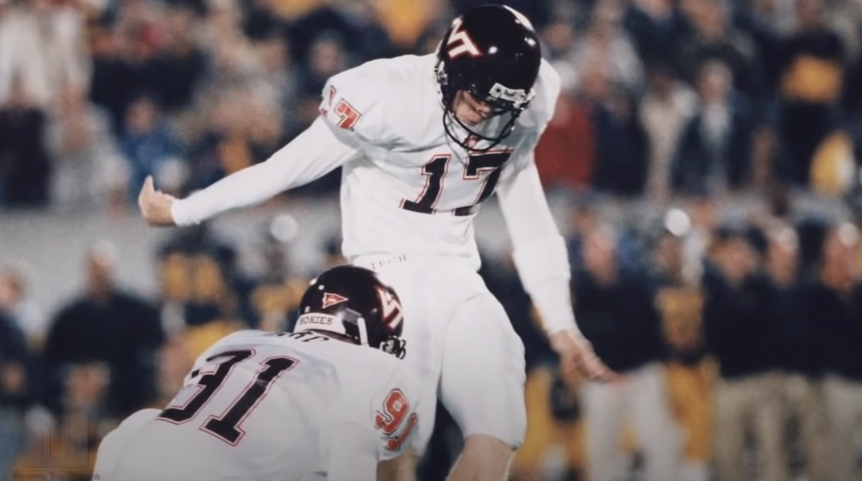Shayne Graham, Virginia Tech