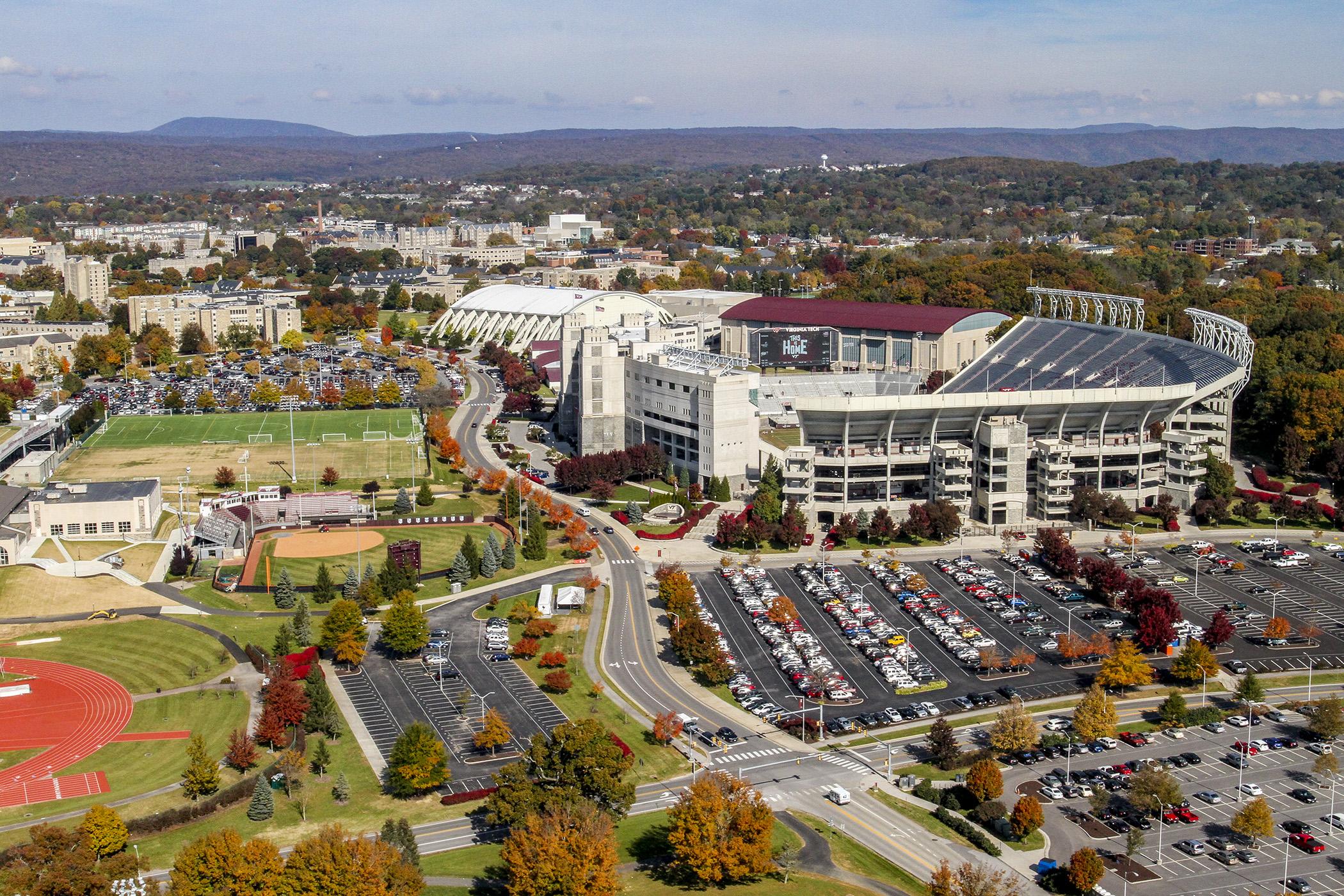 Virginia Tech Athletics Complex