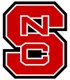 NC State logo, virginia tech football roster cards