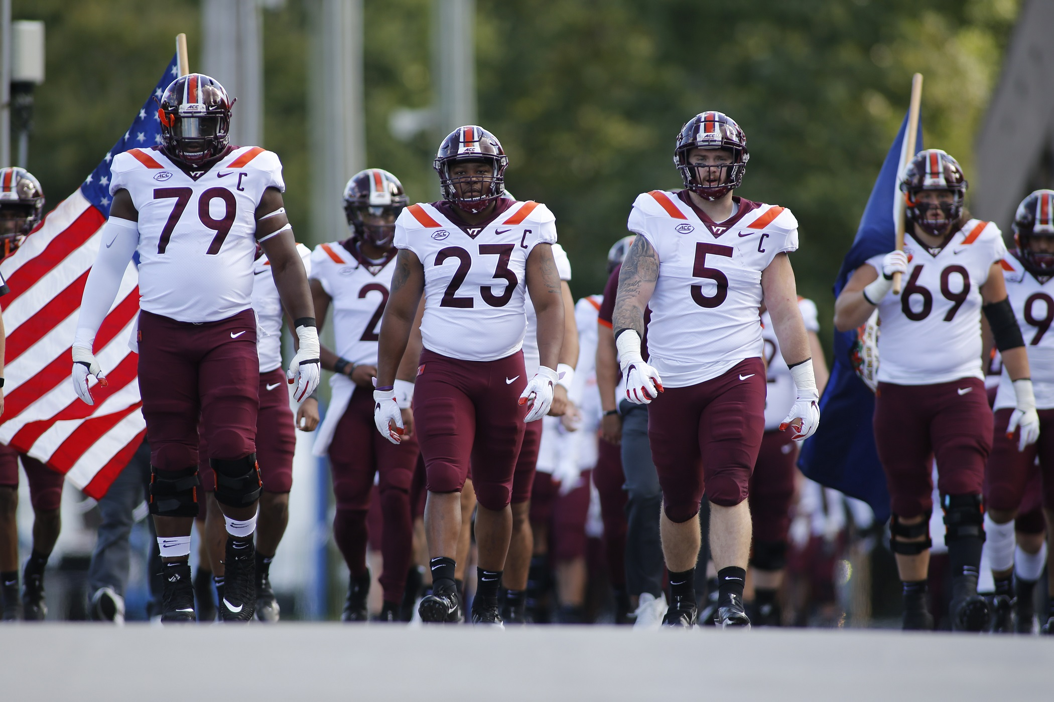 Virginia Tech Duke 2020