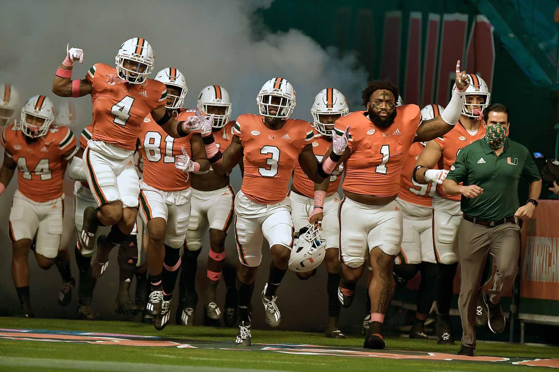 Virginia Tech-Miami Preview