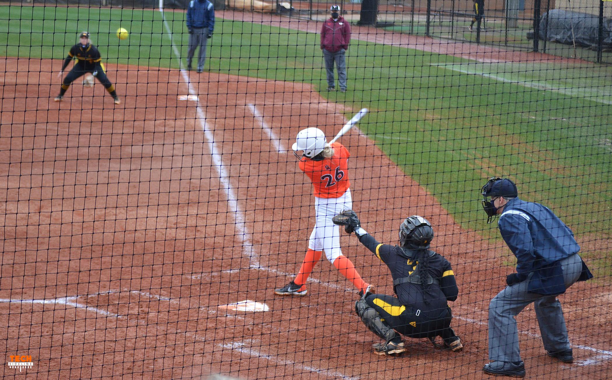 Add Greene Virginia Tech Softball