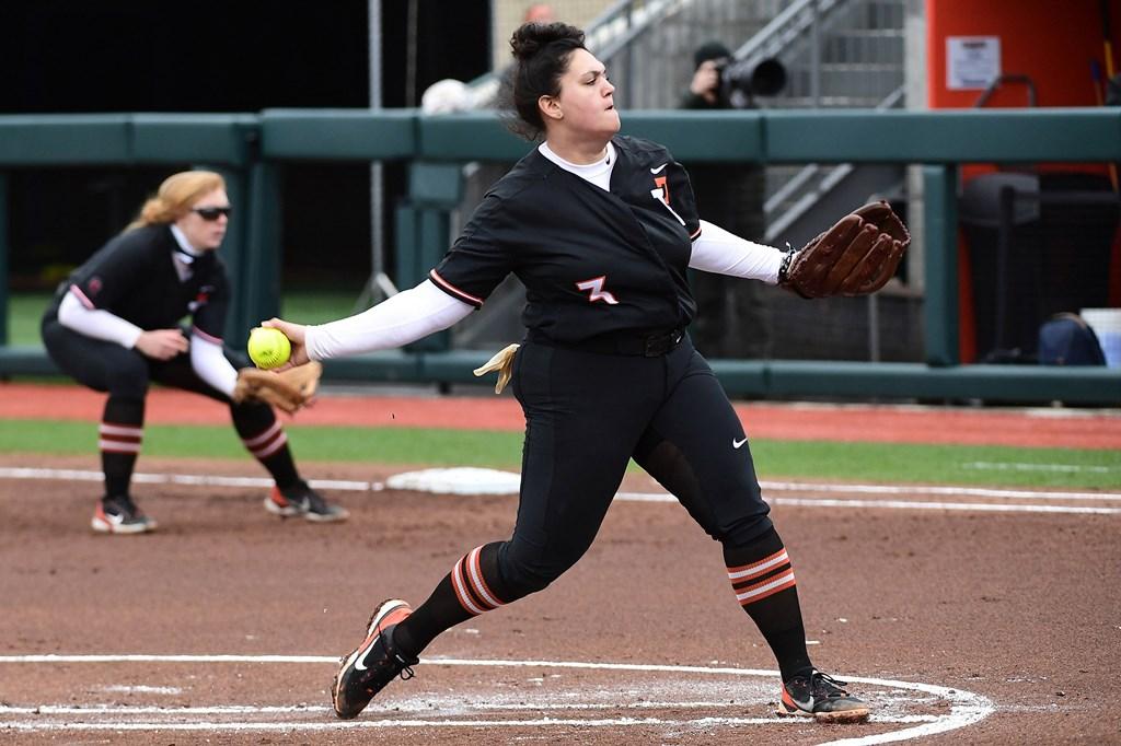 Keely Rochard Virginia Tech Softball