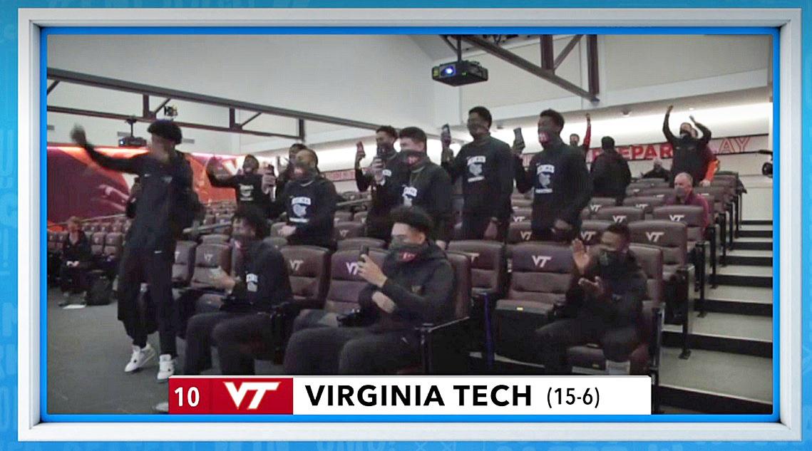 Virginia Tech basketball NCAA bid