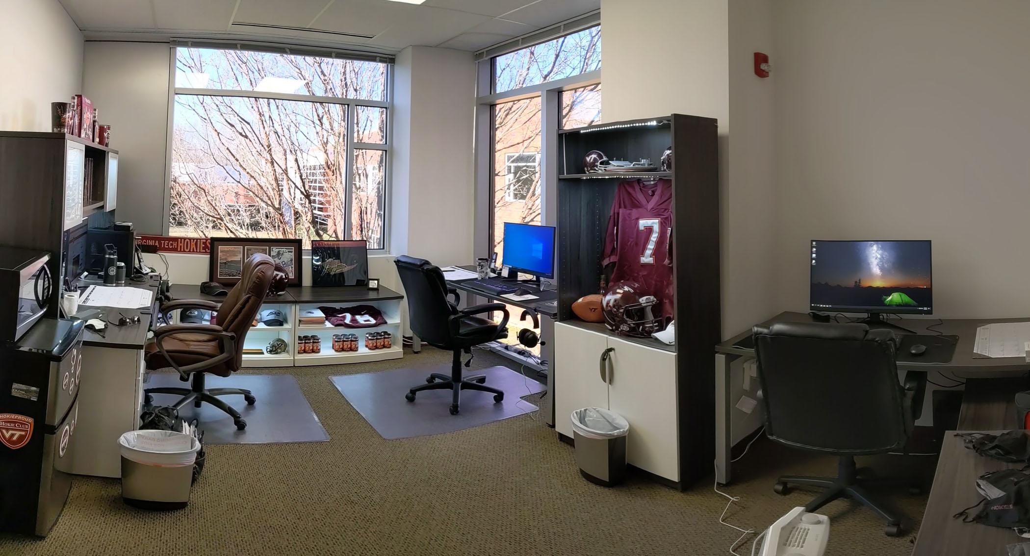 Tech Sideline Office
