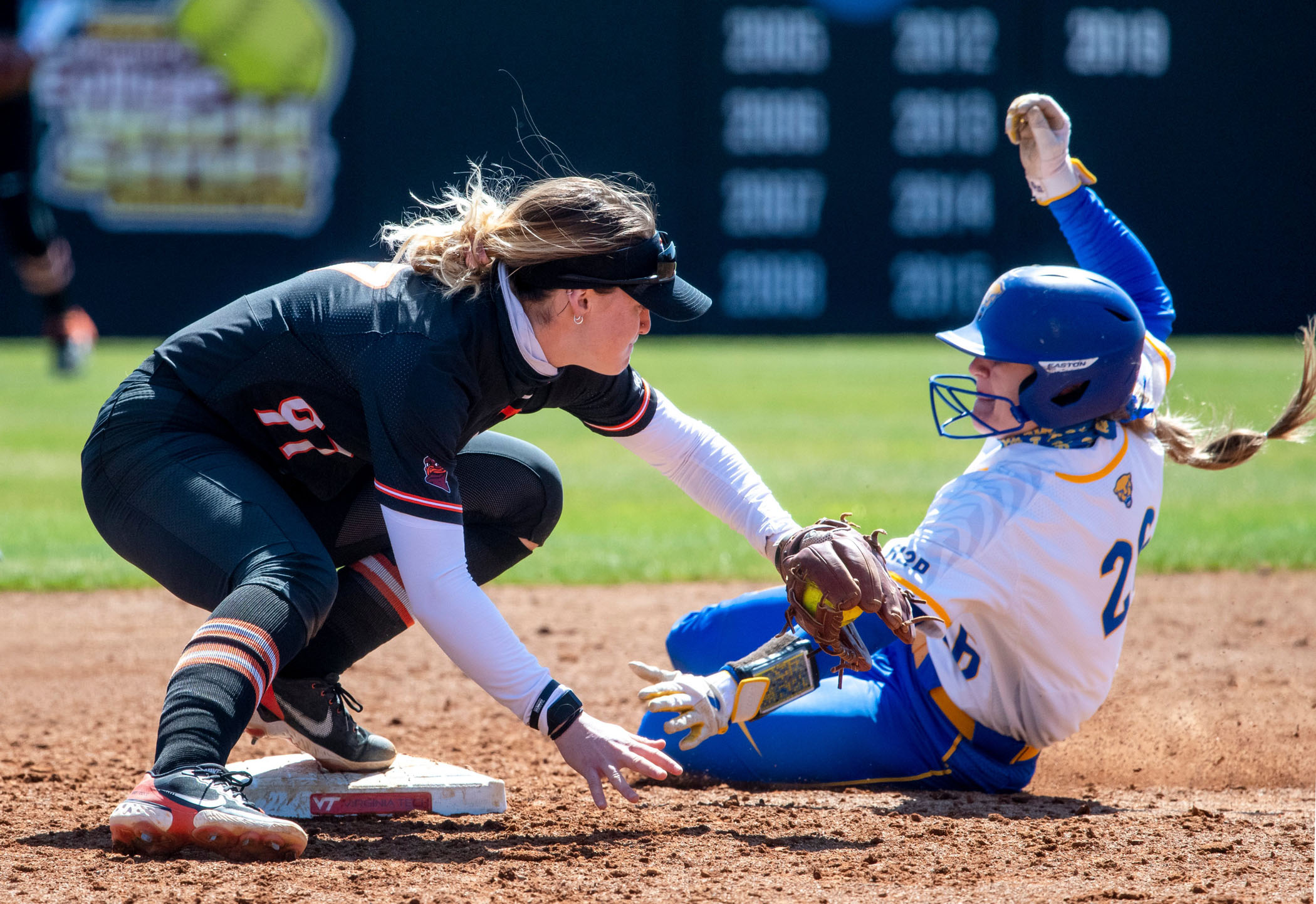 Cameron Fagan Virginia Tech Softball