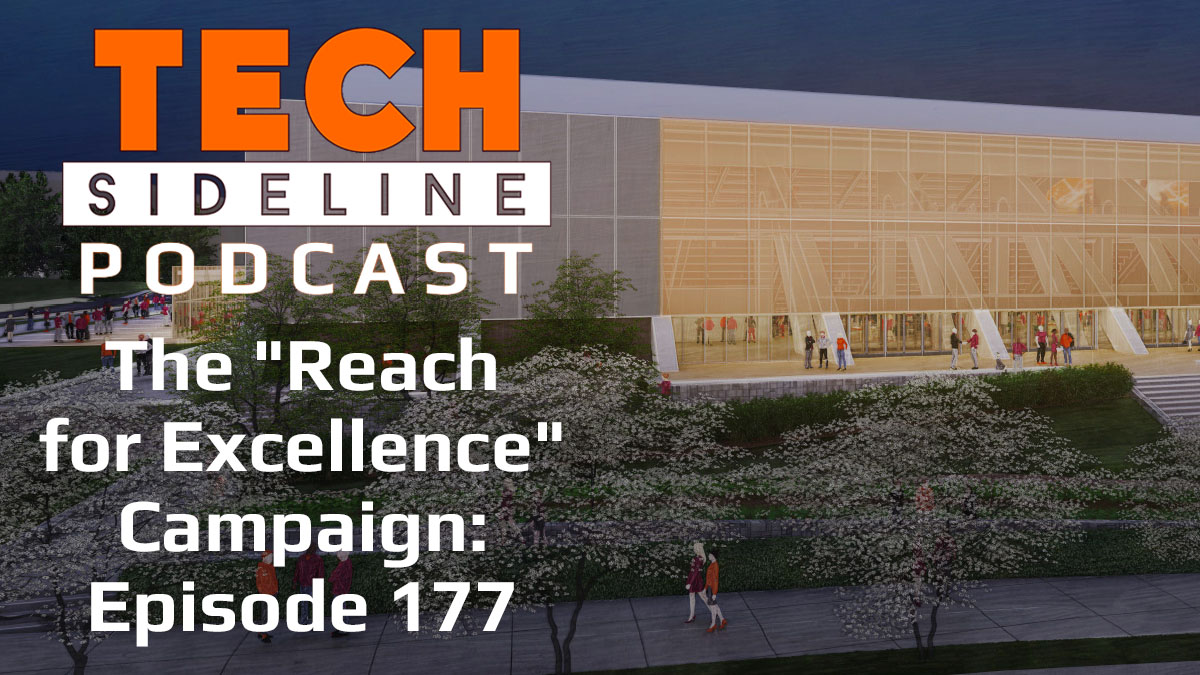 "TSL Podcast Episode 177: The ""Reach for Excellence"" campaign"