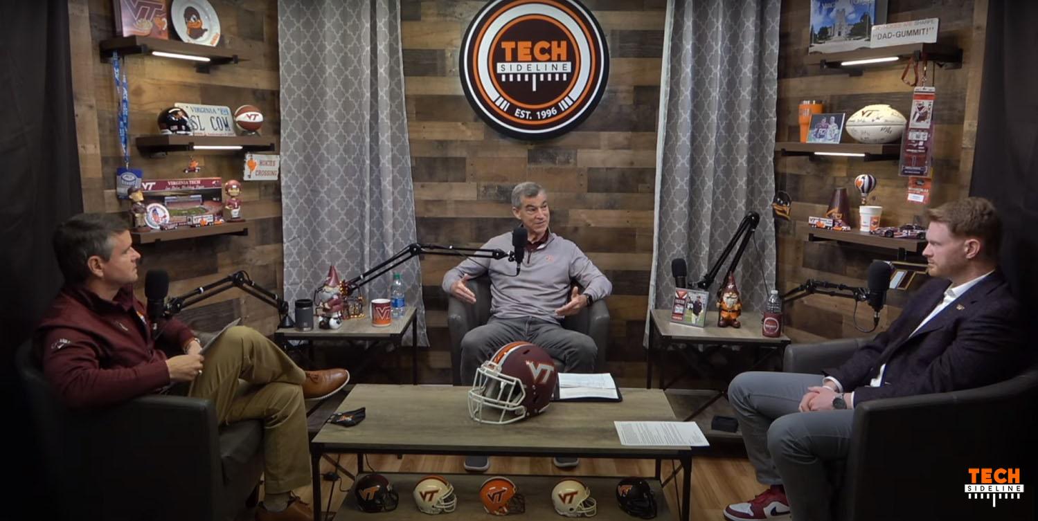 Virginia Tech Reach for Excellence TSL Podcast