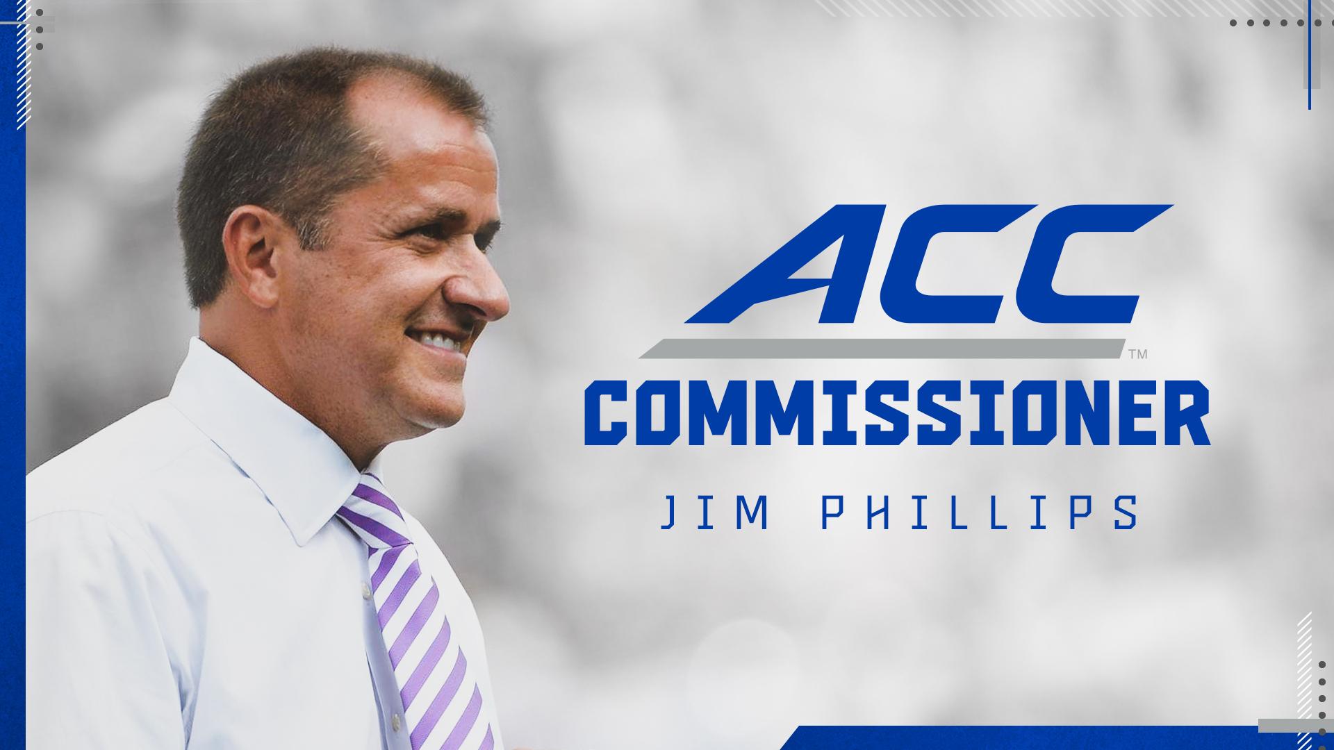 Jim Phillips, ACC