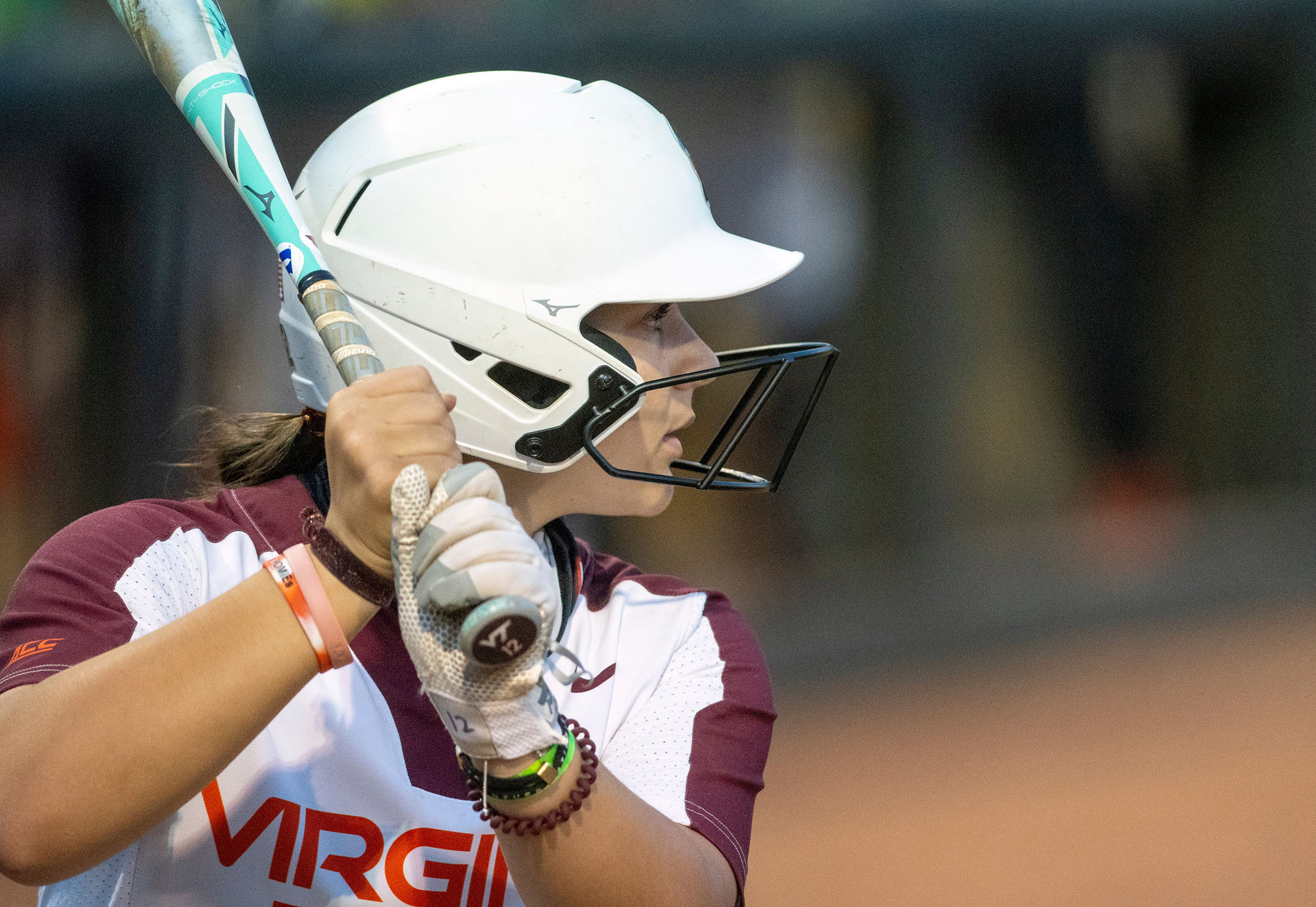 Alexis Milius Virginia Tech Softball