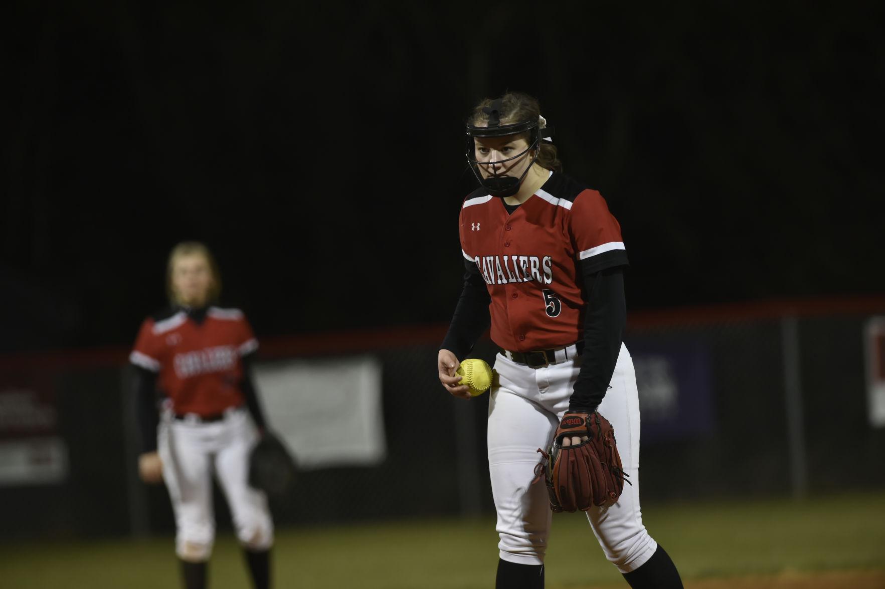 Emma Lemley Virginia Tech Softball